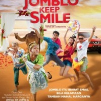 DVD Original Jomblo Keep Smile