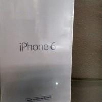 iPhone 6 64GB Silver CPO resmi apple bukan rekondisi