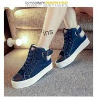 Harga sepatu sandal wedges heels flat boot wanita   WIKIPRICE INDONESIA