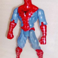 Spider Man Plastik Ukuran Besar / Mainan Spidermen / Action Figure