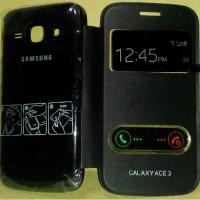 Flip Cover Flipcover Ace 3 / Samsung Galaxy ace 3