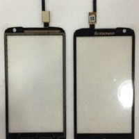 Touchscreen Lenovo S820 Original / layar sentuh