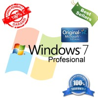 Lisensi Windows 7 Profesional