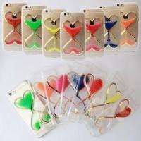 harga i Phone 6 Plus (5,5) | SILICON / CASE LOVE PASIR | JAM PASIR | FASHION Tokopedia.com