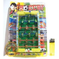 Mainan soccer table mini game / Sepakbola mini