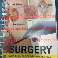 harga Buku Saku Kedokteran Medical Mini Notes Surgery (BEDAH) Tokopedia.com