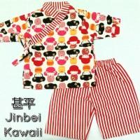 harga Kawaii Kimono Jinbei Anak Cewe Girl Yukata Jinbe Katun Jimbei Jimbe Tokopedia.com