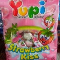 PERMEN YUPI STRAWBERRY KISS