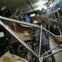 harga sepeda rakitan frame mosso 27.5 Tokopedia.com