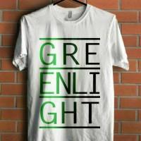 Kaos Distro Murah Green Light