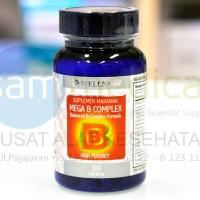 WELLNESS Mega B Complex Vitamin B komplex @30