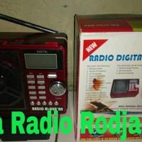 Radio Al Qur'an 30juz Bisa Radio Rodja AM