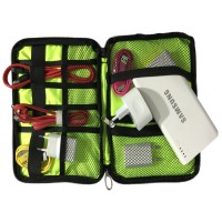 iZyner - Tas Gadget Charger Cable Organizer