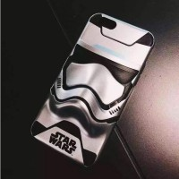 Jual Star Wars Storm Troopers 3D Silver Hardcase for Iphone 6/6s/6+/6s+ Murah