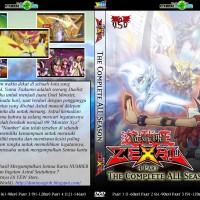DVD Film Yugioh ZeXaL (Sub Indonesia)