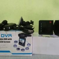 Kamera Video Mobil / CCTV Video Mobil 6 IR LED HD DVR Car Camera