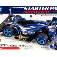 Tamiya Mini 4WD Starter Pack AR Speed Spec - Aero Avante