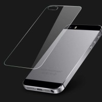 iPhone / i Phone 5 / 5s / SE Back Honey Glass Premium Tempered Glass