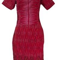 Baju Batik Wanita | Dress Cantik Tenun Ikat Endek Bali
