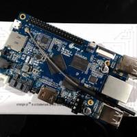 Orange Pi Plus H3 Quad Core 1GB RAM 8GB EMMC Flash