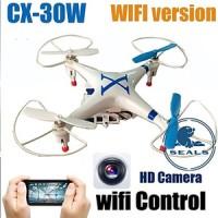 harga Cheerson CX-30W WIFI 4CH 3D 2.4Ghz RC Quadcopter With Camera FPV Tokopedia.com