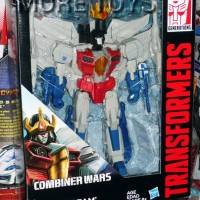 Starscream Transformers Generations Combiner Wars Leader Class