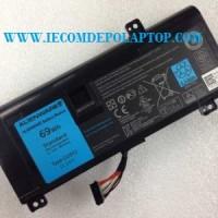Original Battery G05YJ for DELL Alienware M14X R4 R3 A14 14D 11.1V 69W