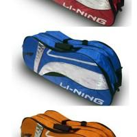 harga Tas Badminton Ransel / Slempang Lining / Yonex 3 R (Thermo guard) Tokopedia.com
