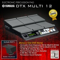 Yamaha DTX Multi 12 / Multi12 / DTXMulti 12 Drum Percussion Multi Pad