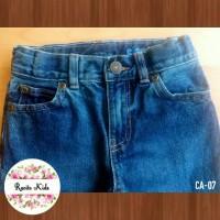 (4T) Celana Jeans Anak Carter's Classic Blue