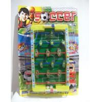 Mainan anak soccer table mini game