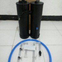 FILTER Canister DIY Double Tabung 1000L/H
