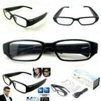 Kaca mata Spy cam Spy Eyewear Glasses Camera Video Recorder Black
