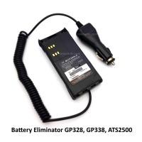 Battery Eliminator Motorola GP 328, GP 338, ATS 2500