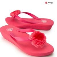 harga Sandal Megumi Dahlia Fuchsia (B4001) - Murah Export Jepang Tokopedia.com