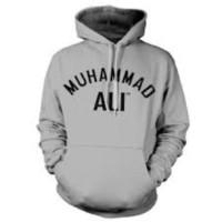 Hoodies Muhammad Ali [ Grey ]