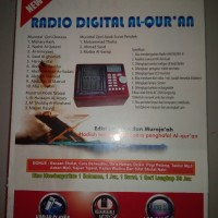Radio Digital Al Qur'an, Speaker Qurani, Radio Am Qur'ani