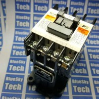 Fuji Electric Magnetic Contactor 3phase 1NO SC-03 SC11AA-M10 Japan