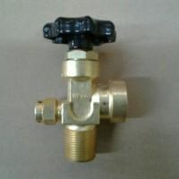Kran Tabung Argon / Keran Gas Argon Cylinder
