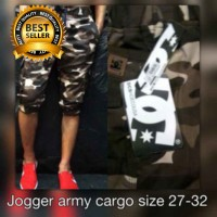 Celana Jogger   Jogger Army Cargo   Jogger Murah