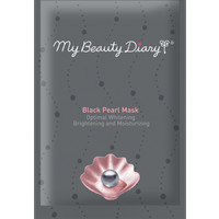 My Beauty Diary Black Pearl Mask - Single Piece