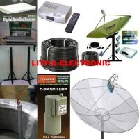Parabola Venus Digital HDMI + Gratis Ahli Pemasangan | JAKARTA BARAT |