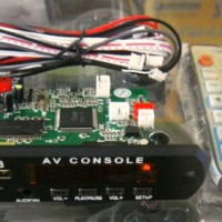 Modul Kit Digital Video Player MP3 MP4 MP5 FM USB / bisa putar video