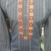 Baju Koko muslim pria gaul trendy kualitas  terbaik by itang yunasz