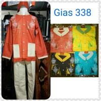 Baju Koko Anak lengan panjang GIAS 338