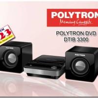 DTIB 3300 Merk Polytron Home Theater Mini Suara Mantap