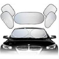 Set Tabir Surya untuk Mobil (1 Set Isi 6)