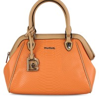 Pierre Cardin 0121538302 ORA Handbag - Oranye