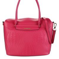 Pierre Cardin 0121538201 FUX Handbag - Fuschia