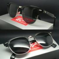 harga kacamata Rayban clubmaster aloy Tokopedia.com